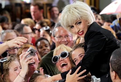 Nieuwe plaat van Lady Gaga komt uit in april