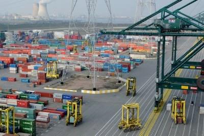 PSA behandelde 65 miljoen containers in 2010