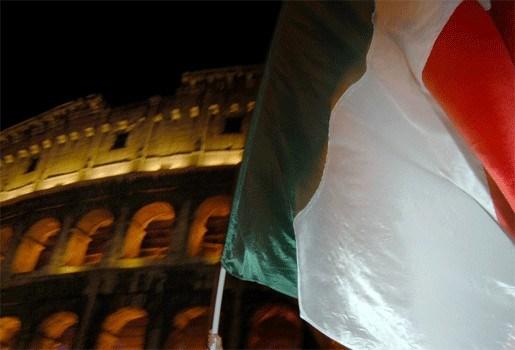 Italianen vieren 150e verjaardag van nationale eenheid