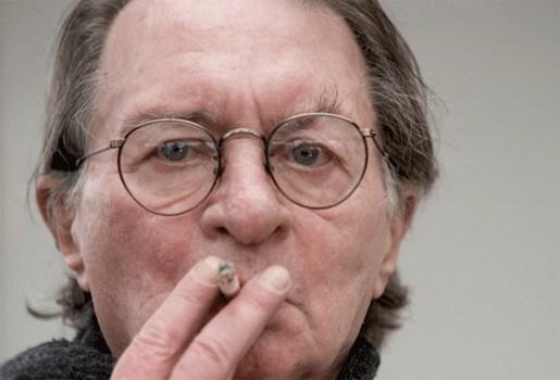 Remco Campert verovert Gouden Ganzenveer 2011