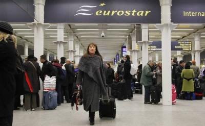 Eurostar trekt 9,5 miljoen reizigers