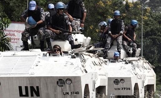 VN-troepen in Ivoorkust aangevallen