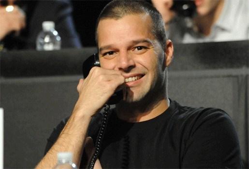 Ricky Martin komt in februari met nieuw album