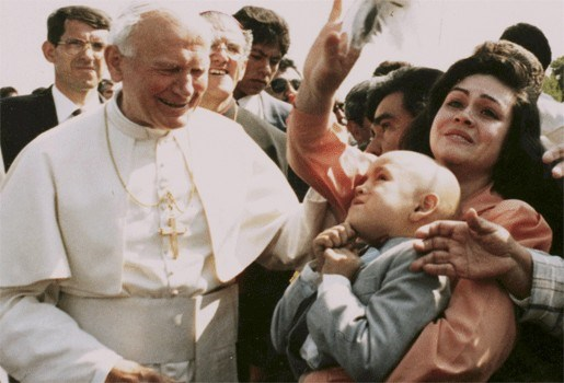 Zaligverklaring paus Johannes-Paulus II op 1 mei