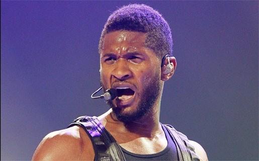 Concert van Usher in het Sportpaleis afgelast