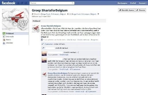 CGKR veroordeelt uitspraken Shariah4Belgium over Morel