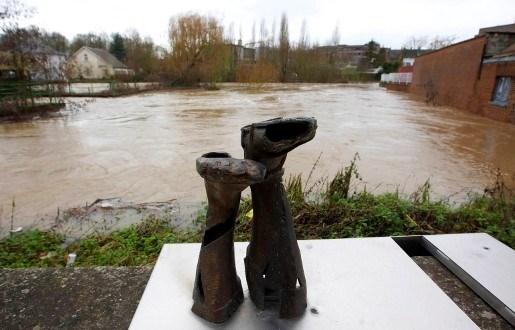 Ninove en Aalst houden zich klaar voor overstromingen