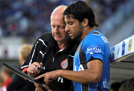 Mohamed Dahmane rest van het seizoen bij Eupen