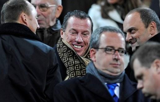 Club Brugge vervangt Devroe door Henk Mariman