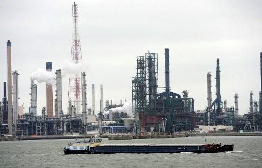 Alweer dodelijk ongeval in Antwerpse haven