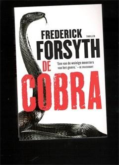 Frederick Forsyth, De cobra