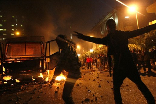 Protesten Egypte eisen menselijke tol: VS zeer ongerust