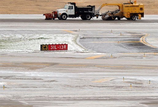 Meer dan 10.000 vluchten geannuleerd wegens sneeuwstormen VS