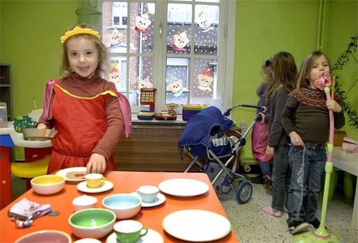 Kinderopvang onder nieuw dak