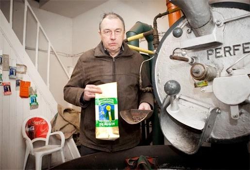 Geelse Koffie De Maan erkend als streekproduct
