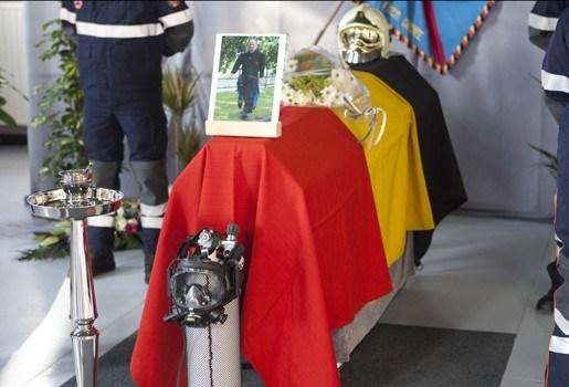 Duiker Olivier Rouxhet begraven