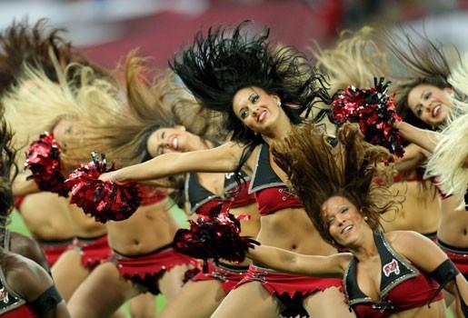Voor het eerst geen sexy cheerleaders bij Super Bowl