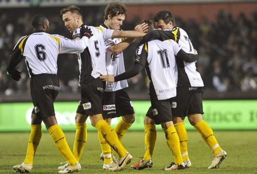 Lokeren klopt Cercle Brugge met 2-1
