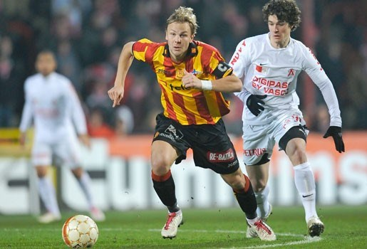 KV Mechelen wint van Kortrijk