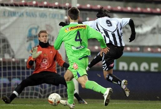 Germinal Beerschot verliest op veld Charleroi
