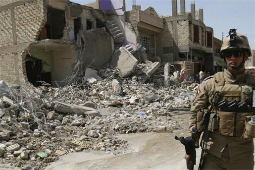 Bagdad eist enorme schadevergoeding Amerikaans leger