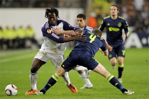 """Lukaku: """"Ajax zou mooie tussenstap zijn"""""""