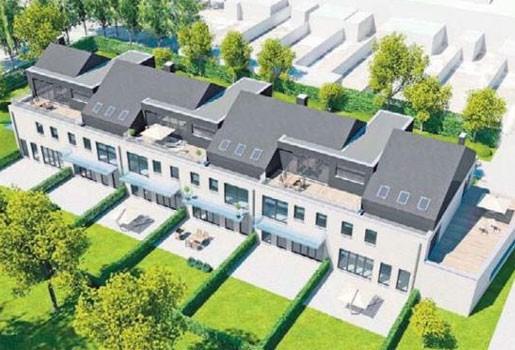 Petitie tegen bouwproject in wijk Driehoek