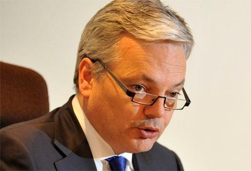 Reynders praat opnieuw met partijvoorzitters en lanceert twee werkgroepen
