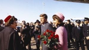 Filmpje opgedoken van Kennedy op vooravond moord