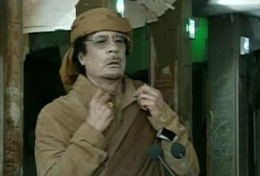 """""""Al-Qaeda zit achter protesten in Libië"""""""