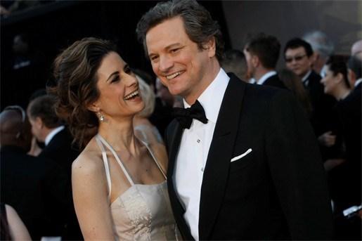Colin Firth vergeet Oscar op toilet