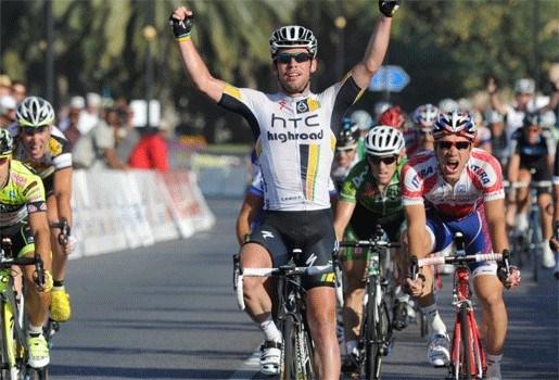 Cavendish start in Tour, Vuelta én Giro