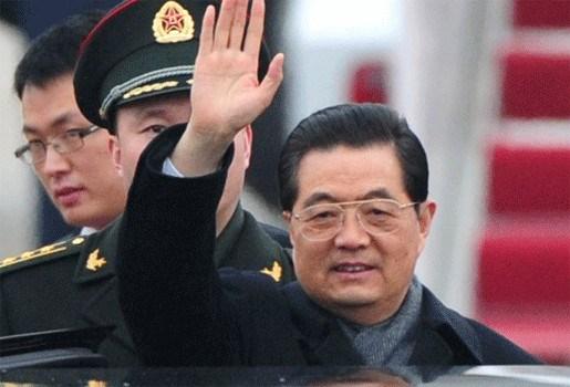 Zelfs censuur voor jasmijnlied van Chinese president