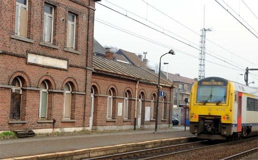 Oud station krijgt straks nieuwe bestemming