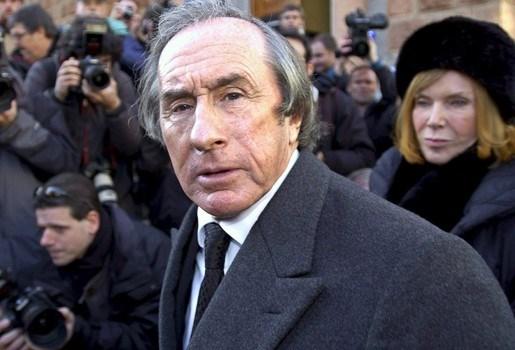 Voormalige F1-coureur Jackie Stewart in het ziekenhuis opgenomen
