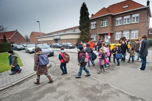 Mechelen investeert in veiligheid drie schoolomgevingen
