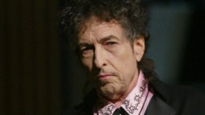 China laat Bob Dylan optreden