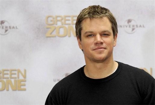 Matt Damon niet opgezet met nieuwe 'Bourne'-film