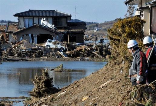 Buitenlandse Zaken: 850 getelde Belgen in Japan ongedeerd