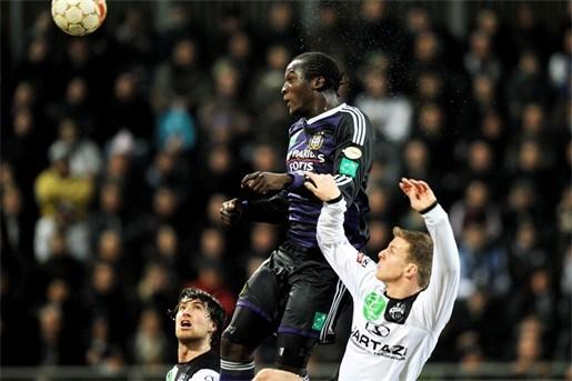 Anderlecht alleen leider ondanks draw in Eupen