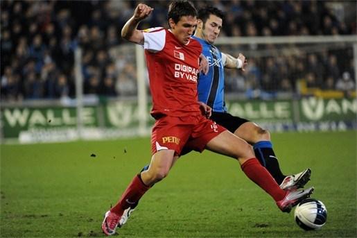 Club Brugge geeft KV Kortrijk een veeg om de oren