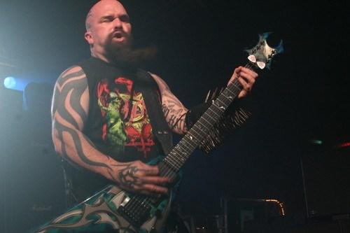 Megadeth en Slayer in Vorst Nationaal: het verslag