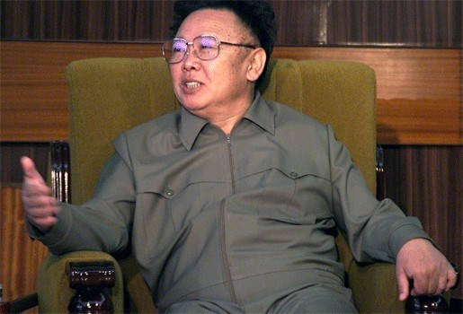 Kim Jong-il steunt Noord-Koreaanse slachtoffers in Japan