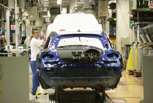Auto-industrie in België in tien jaar gehalveerd