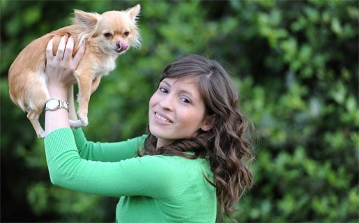 Michelle Geudens herstelt goed na operatie