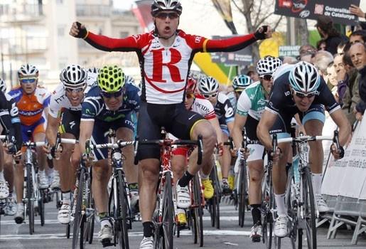 Cardoso snelste sprinter in Ronde van Catalonië