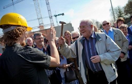 Nieuw rusthuis opent in najaar 2012