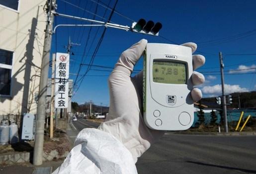 Hoogradioactief water sijpelt uit reactor 2 in Fukushima
