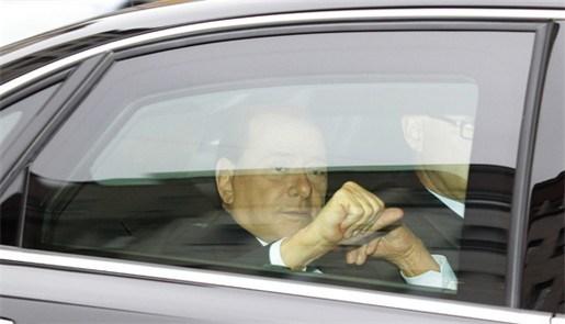 Berlusconi voor het eerst in acht jaar voor de rechter