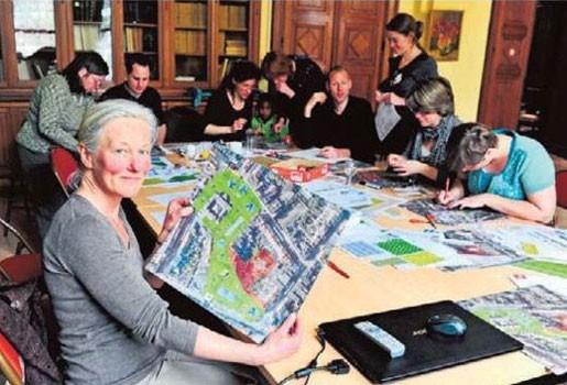 Borgerhout denkt mee over Moorkensplein en buurtpark